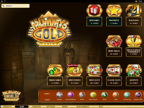 mummy gold casino